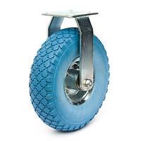 Неповоротное колесо из пенополиуретана 260х80, подшипник шариковый. Маркировка 4.10/3.50-4