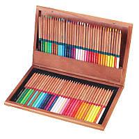 Цветные карандаши 72 цвета marco Raffine fine art 200077