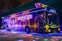 Дискотека на колесах PartyBus Manhattan