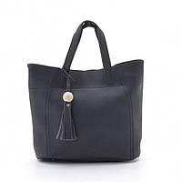 Женская сумка-клатч Little Pigeon W8262 black