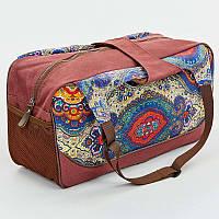 Сумка для йога коврика Yoga bag KINDFOLK FI-8366-4