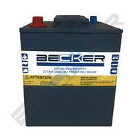 Аккумулятор Becker 6V 180Ah