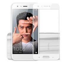 Защитное стекло OP Full cover для Huawei Honor 9 Lite белый
