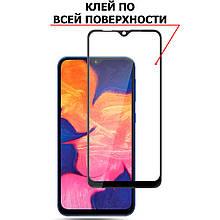 Защитное стекло Optima 3D Full Glue для Samsung A105 A10 Black