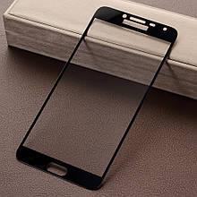 Защитное стекло OP Full cover для Samsung J400 J4 2018 черный