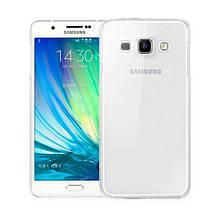 Чехол накладка силиконовый SK Ultrathin для Samsung J7 Prime G610 прозрачный