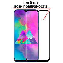 Защитное стекло OP 3D Full Glue для Samsung M105 M10 черный