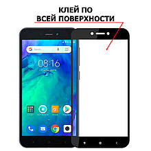 Защитное стекло Optima 3D Full Glue для Xiaomi Redmi Go Black