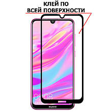 Защитное стекло OP 5D Full Glue для Huawei Y7 Pro 2019 черный
