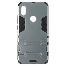 Чехол накладка силиконовый Honor® Defence для Xiaomi Redmi S2 серый