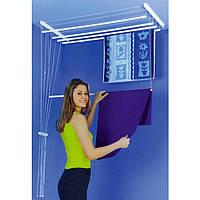 """Сушилка лифт потолочная для белья, """"Глория"""" 220 см, фото 1"""