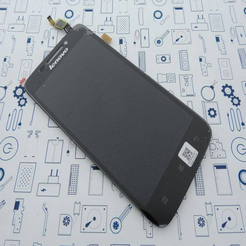 New. Оригинал Lenovo S650 дисплей (модуль) Черный