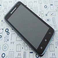 New. Оригинал Lenovo A526 дисплей (модуль) в корпусе Черный