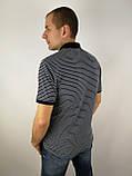 Мужская футболка поло Black Coach, фото 4
