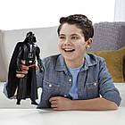 Фигурка электронная Дарт Вейдер 31 см Звездные Войны. Оригинал Hasbro B7284/B7077, фото 5