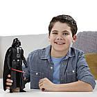 Фигурка электронная Дарт Вейдер 31 см Звездные Войны. Оригинал Hasbro B7284/B7077, фото 8