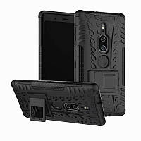 Чехол Armor Case для Sony Xperia XZ2 Premium Черный