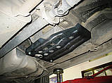Защита картера двигателя и кпп, абсорбера Chevrolet Captiva 2006-, фото 7