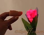 """Фокус """"Горящий палец зажигает розу"""", фото 5"""