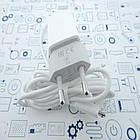 Блок питания 5V, 550mA с кабелем Micro USB Сервисный оригинал новый, фото 2