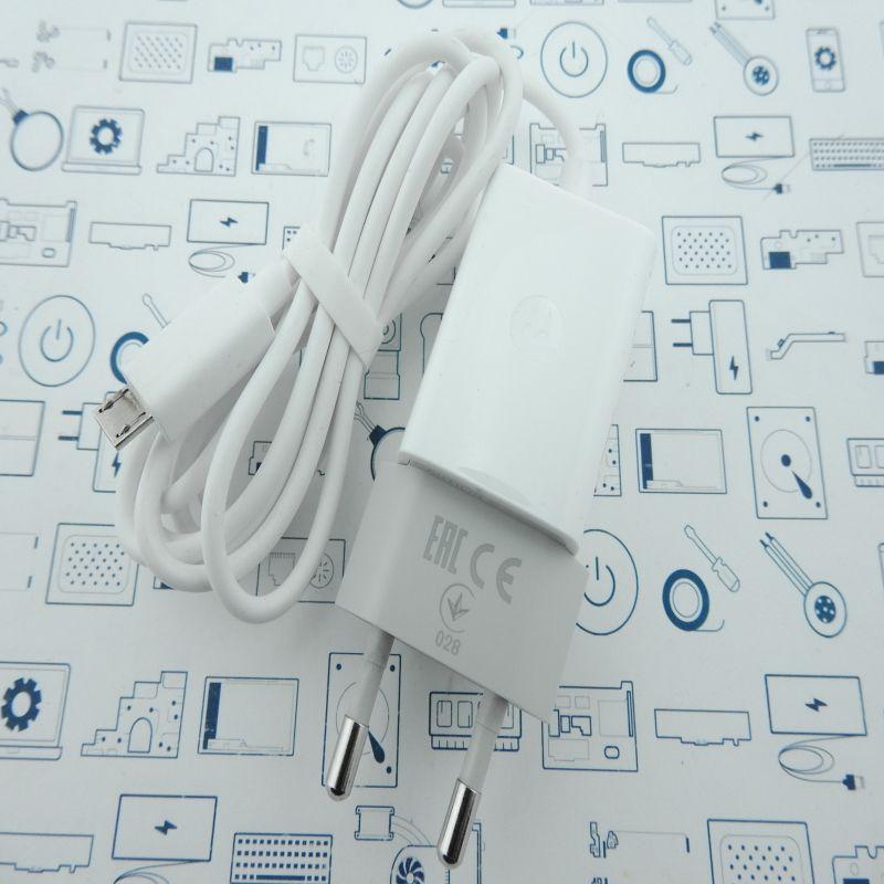 Оригинальный блок питания Moto 5V 550mA новый С разборки