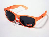 Очки солнцезащитные Ray Ban 2215 оранжевые