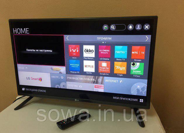 "✔️ Телевизор LG  диагональ 32"" дюймов с Т2  Южная Корея  LED-подсветка"