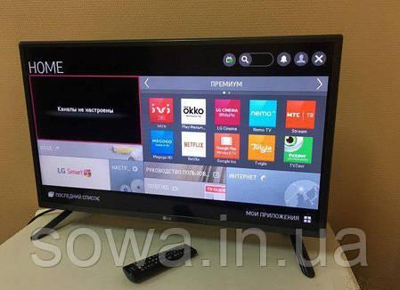 """✔️ Телевизор LG  диагональ 32"""" дюймов с Т2  Южная Корея  LED-подсветка, фото 2"""