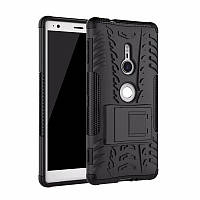 Чехол Armor Case для Sony Xperia XZ2 Черный