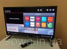 "✔️ Телевизор LG  диагональ 32"" дюймов + Т2   LED-подсветка, фото 3"