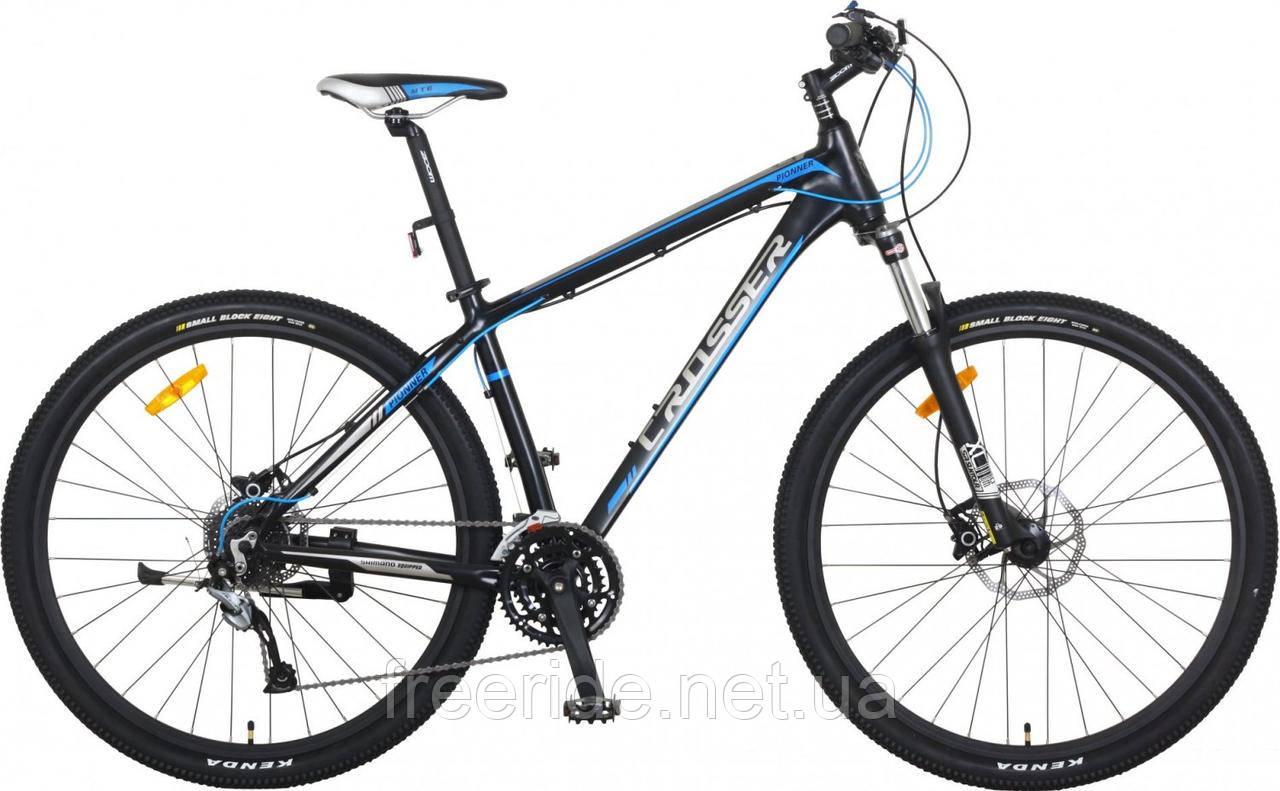 Горный Велосипед Crosser Pionner 26 (17 рама) гидравлика