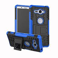 Чехол Armor Case для Sony Xperia XZ2 Compact Синий, фото 1