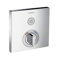 HANSGROHE ShowerSelect Смеситель для душа, квадр.накл.15767000