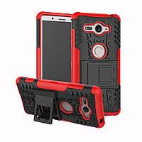 Чехол Armor Case для Sony Xperia XZ2 Compact Красный, фото 1
