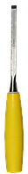 Стамеска 6 мм, пластиковая рукоятка Htools 09 K106