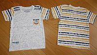 Футболки мальчикам оптом, детская одежда из Турции, 1-4 года