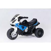 Дитячий мотоцикл на акумуляторі BMW RR PinkiBaby (Детский мотоцикл на аккумуляторе)