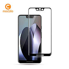 Защитное стекло Mocolo 3D для Google Pixel 3 черный