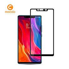 Защитное стекло Mocolo 3D для Xiaomi Mi8 SE Black
