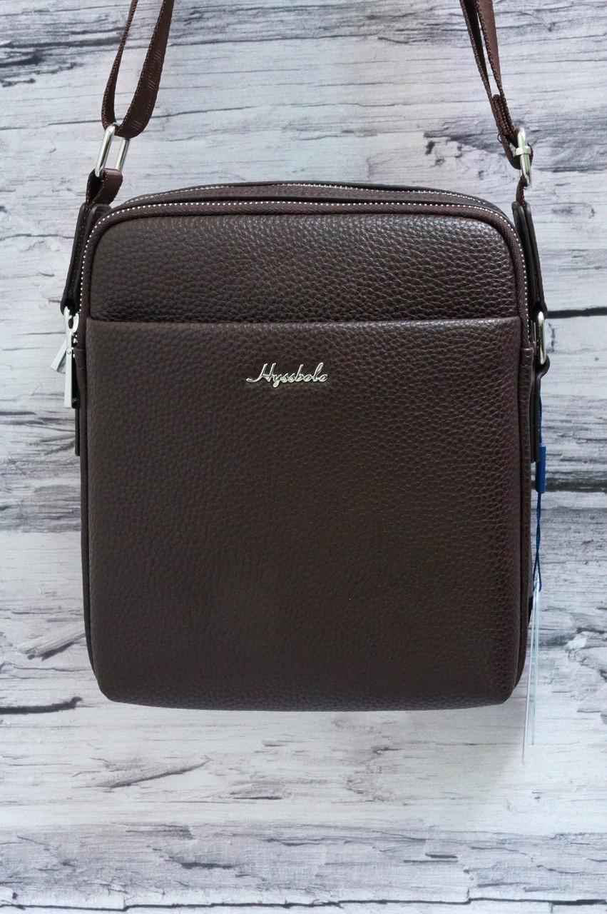 Мужская сумка JINBAILILAI 9250-2 brown