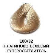 Краска Brelil №100/32