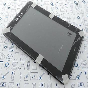 New. Оригинал Модуль дисплея в сборе для планшета Lenovo A1-07 (тачскрин + LCD панель + передний корпус)