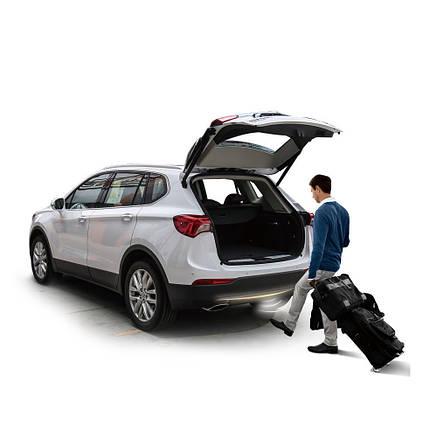 Электропривод задней двери багажника с дотяжкой для Land Rover Discovery 4, фото 2