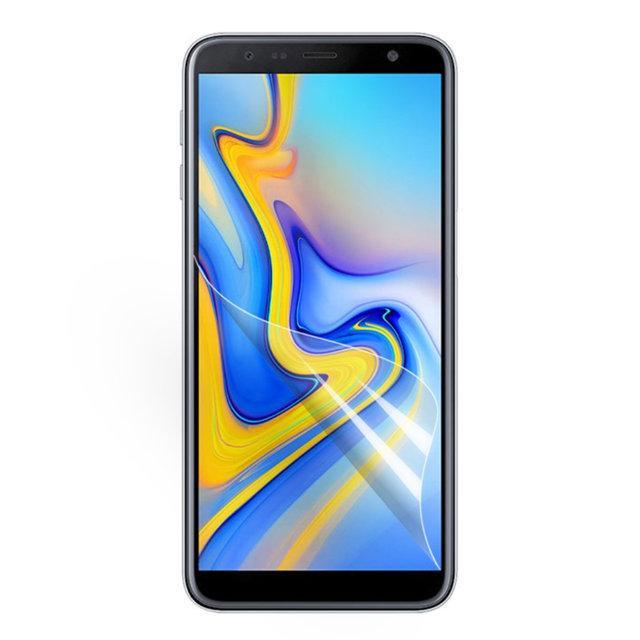 Защитная пленка полиуретановая Optima для Samsung J4 Plus J415 Transparent