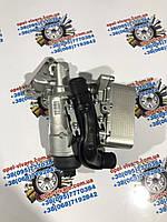 Теплообменник масляный новый оригинальный 2.3 на  Рено Мастер III переднеприводный 2010-