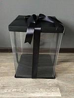 Коробка 40 см квадратная 830102