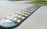 Лежачие полицейские и оборудование для паркингов 650х500х50 мм
