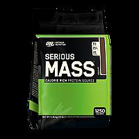 Optimum Nutrition Serious Mass 5.44 kg оптимум нутришн сіріус мас