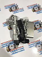 Теплообменник масляный новый оригинальный 2.3 на Опель Мовано переднеприводный 2010- 8201005241
