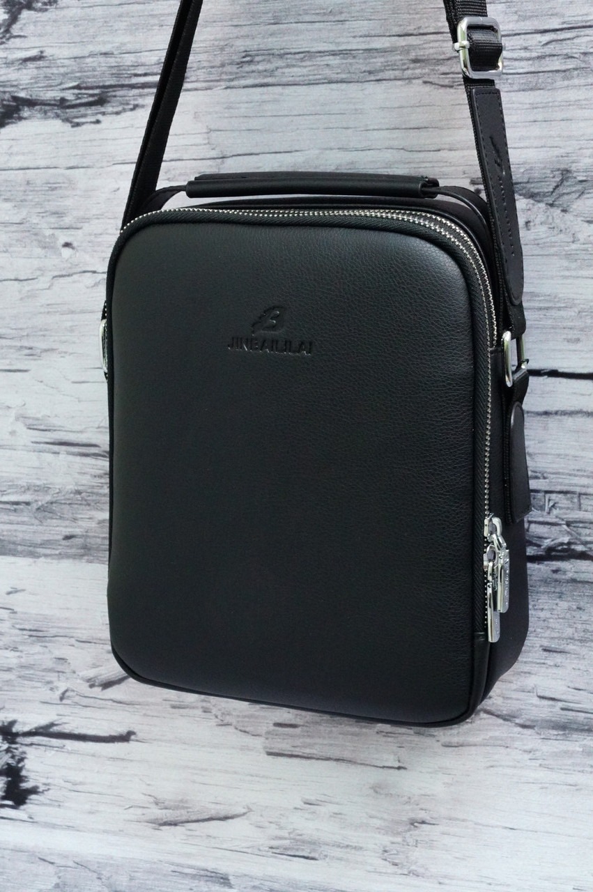 Мужская сумка JINBAILILAI 5101-2 black